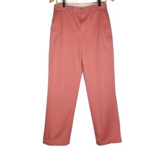 Vineyard Vines Club Pants Chino Salmon Boys 16